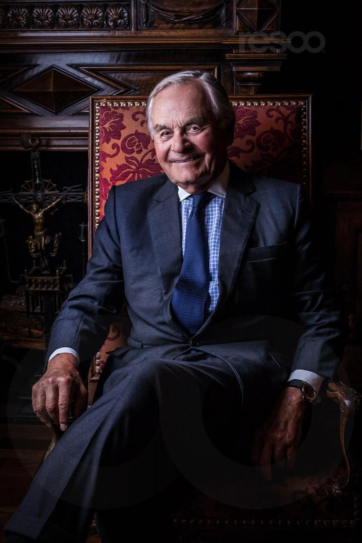 Bernard Magrez - Grands Vignobles - Château Pape Clément