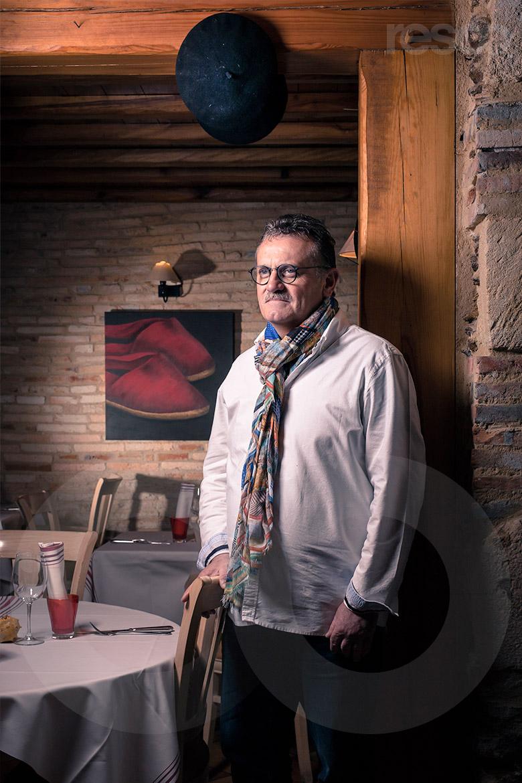 Christophe Bourrissoux - Le Résinier