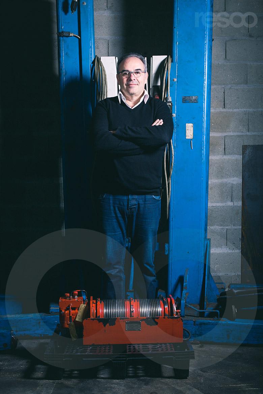Didier Dallet - Hydraulique Aquitaine