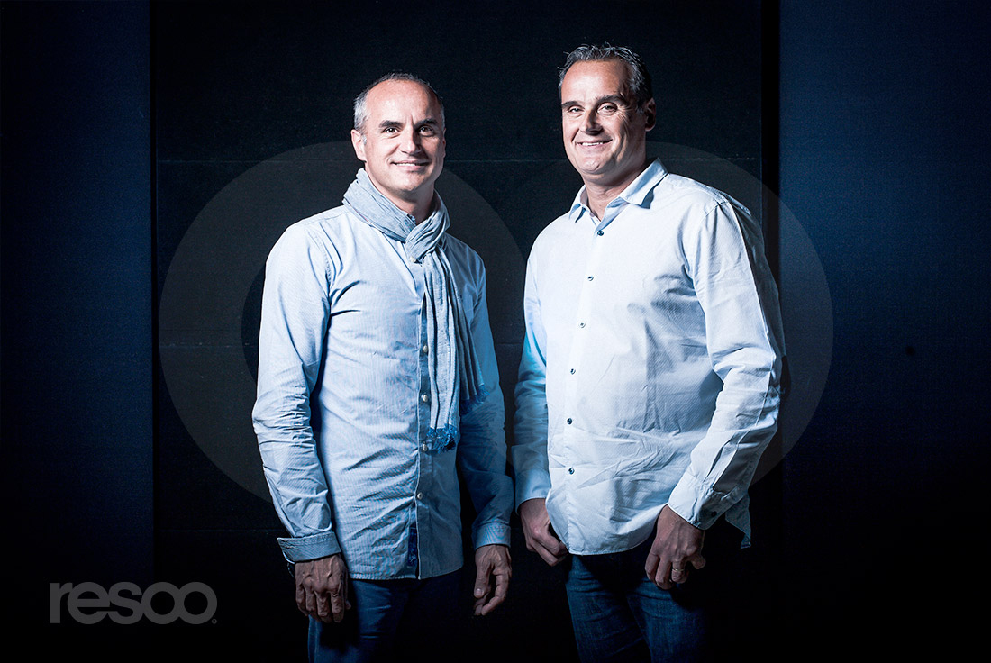 Fabrice et François Bonin - Absolute Event