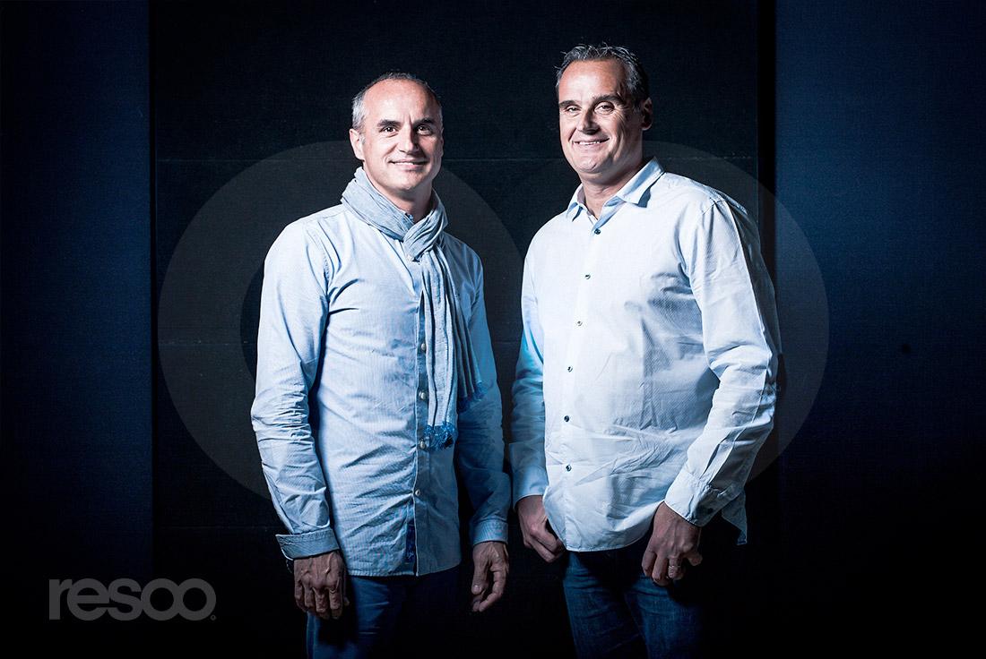 Fabrice et François Bonin - Les Absolute