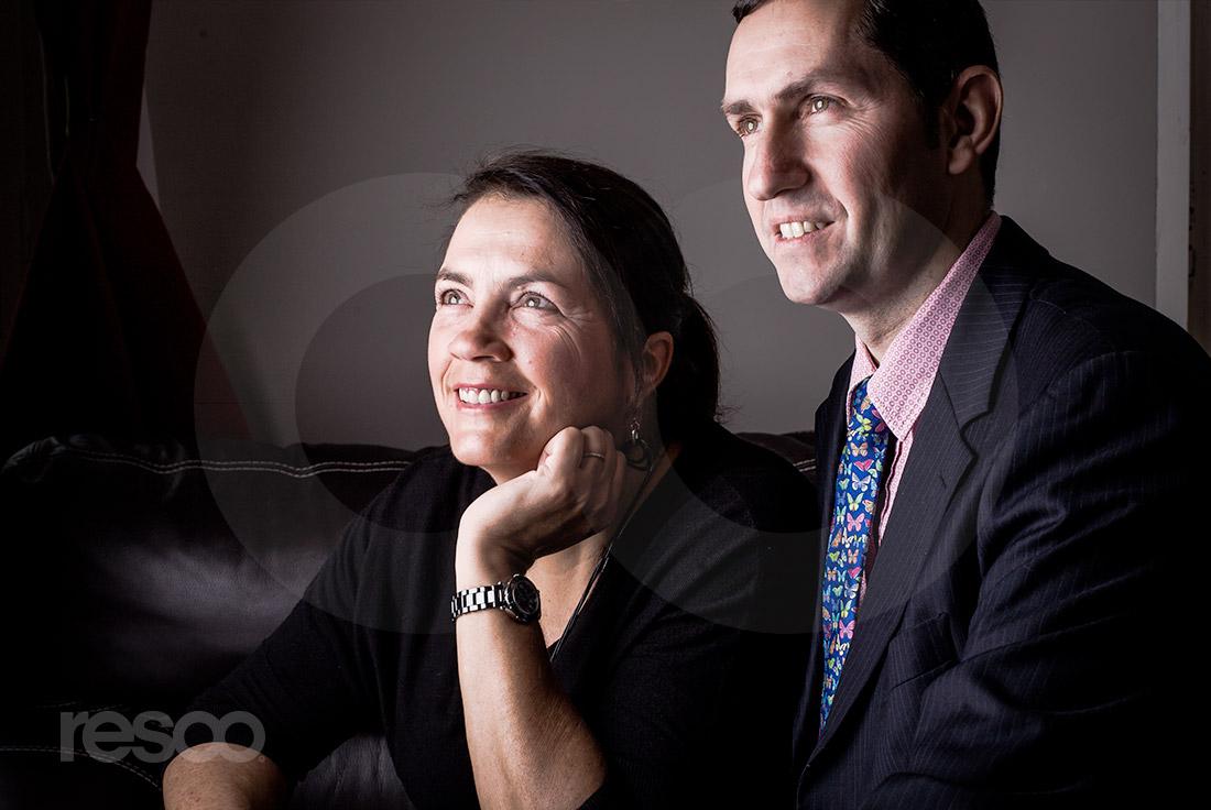 Isabelle Laccours-Danjou et Bertrand Laccours - Face à Face