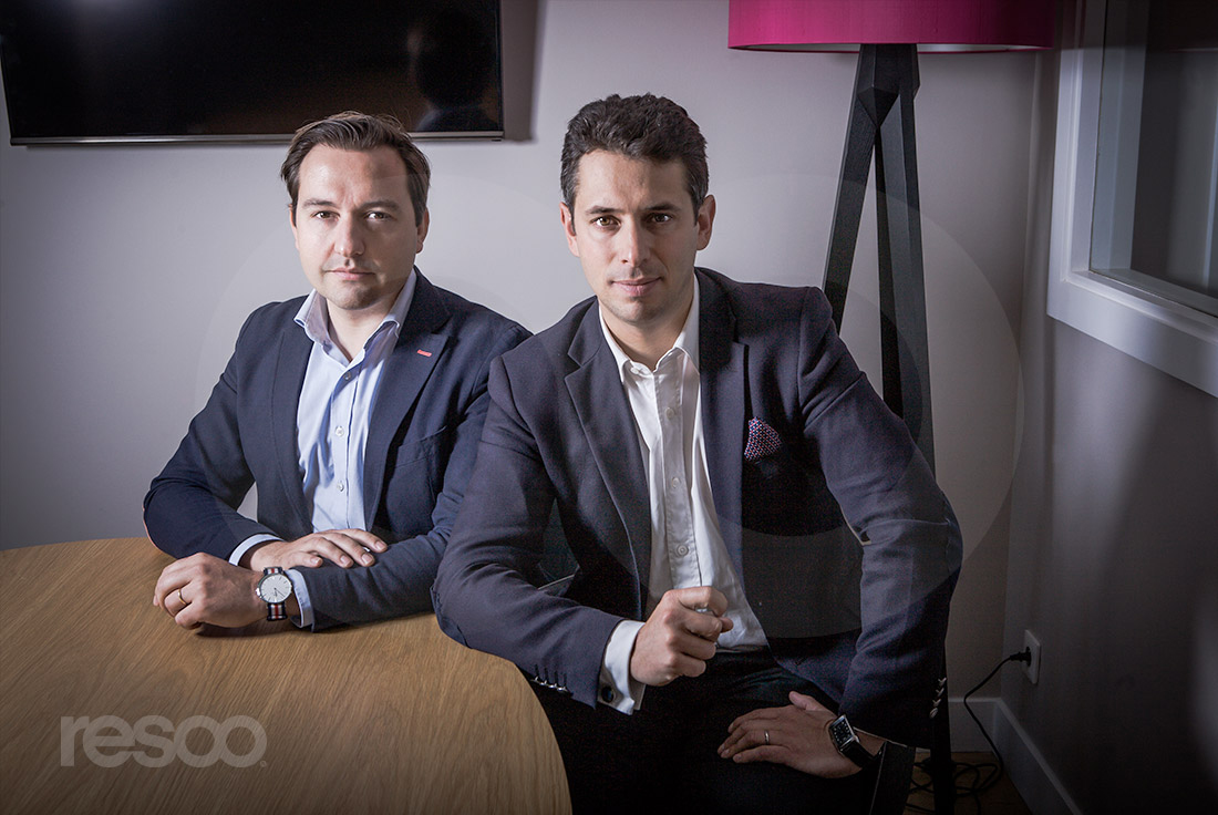 Pierre Vital et Edouard Myon - Ideal Groupe