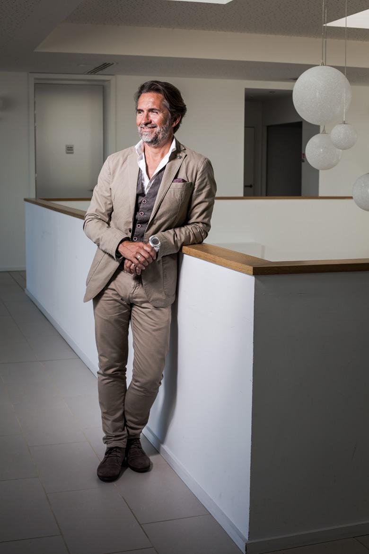 Portrait de Didier Magnin - Adista - resoo