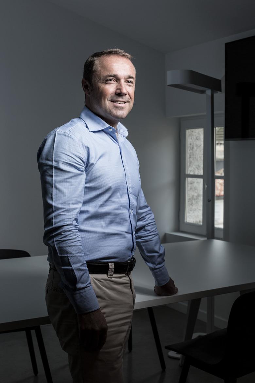 Portrait de Jean-Francois Changeur - Cabinet Changeur