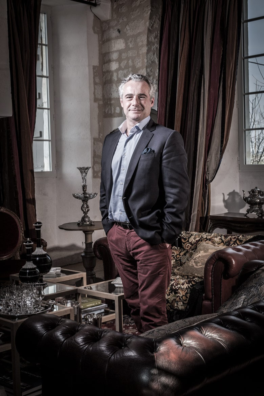 Jean-Sebastien Robicquet - Maison Villevert - resoo