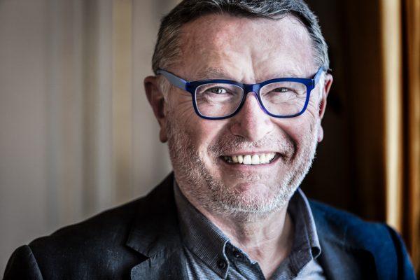 Portrait de Patrick Seguin - Greease