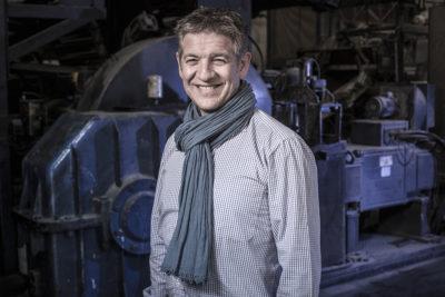 DIDIER CHAUFFAILLE, PDG DE EMAC