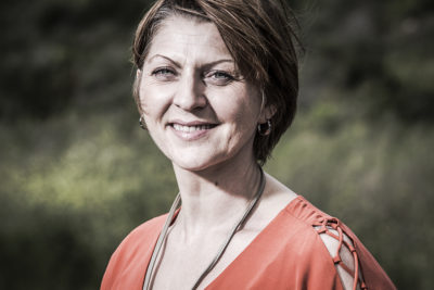 Portrait de Nathalie Candalot, présidente du groupe Agiliteam